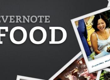 Aplikacja Evernote Food pomoże ci zapamiętać ulubione potrawy