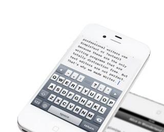 iA writer na iPhona dla fanów pisania i blogowania