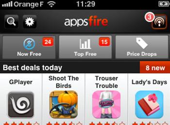 Szukasz nowych aplikacji na Androida? Spróbuj Appsfire!