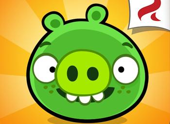 Bądź zły jak… świnka! Zagraj w Bad Piggies na swoim smartfonie!