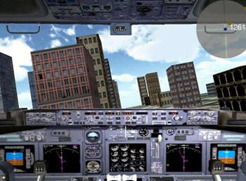 Flight Simulator Boeing Free – darmowa gra na Androida