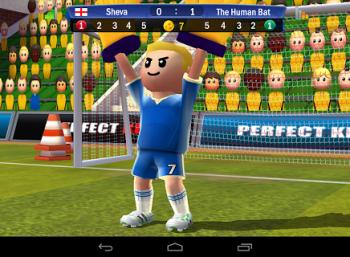 Perfect Kick na Androida