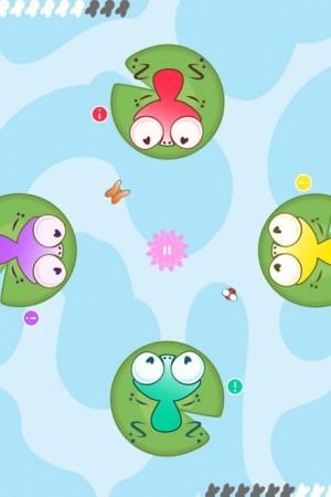 voodoo tap frogs