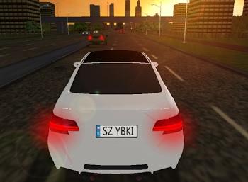 Szalony Boguś z BMW M3