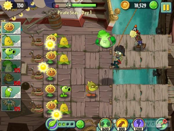 darmowa gra plant vs zombies