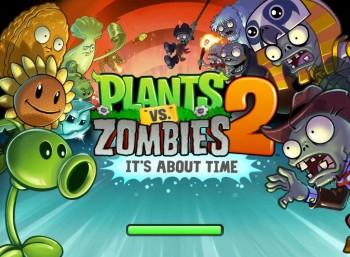 Plants vs Zombies 2 – zombie powracają
