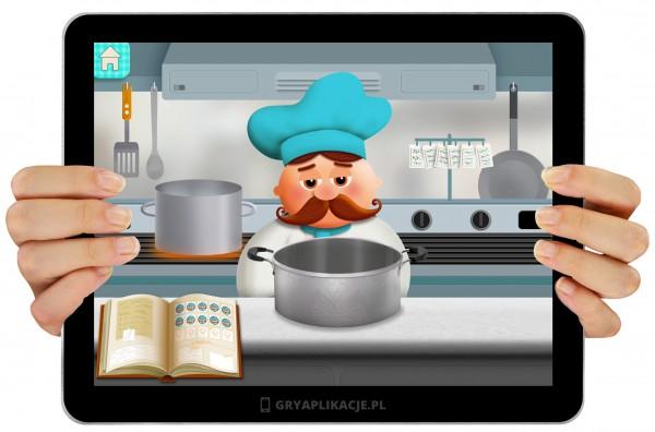 Tiggly Chef screen