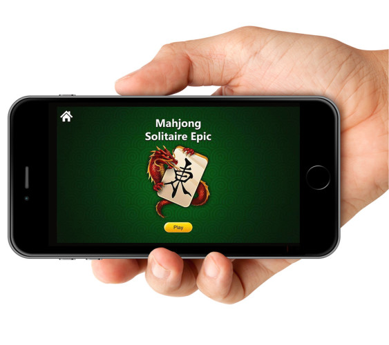 Mahjong Solitaire Epic screen