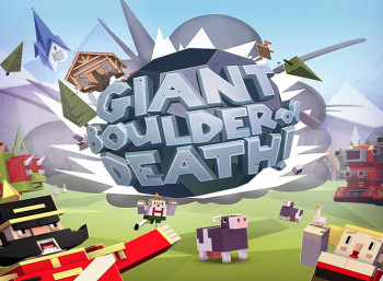 Gigantyczny Głaz Śmierci