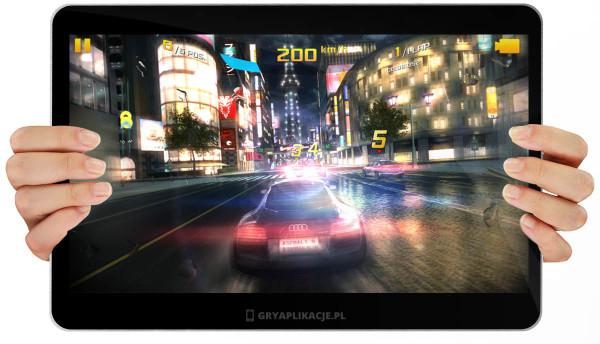 Asphalt 8 screen