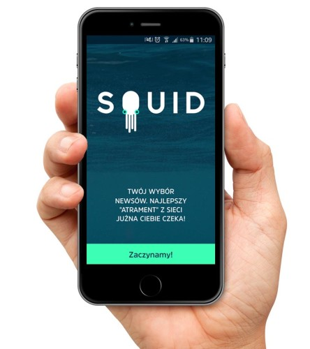 Squid - screen