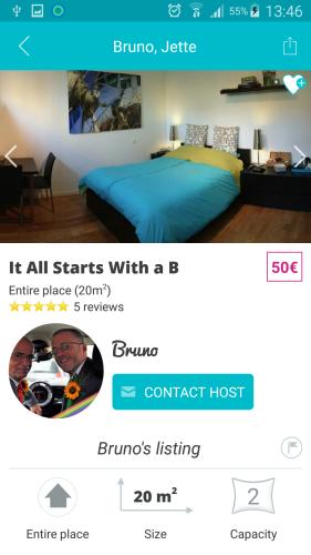 Aplikacja dla homoseksualnych podróżników - misterb&b - Gay travel
