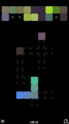 Kolorowa gra logiczna - Blendoku 2