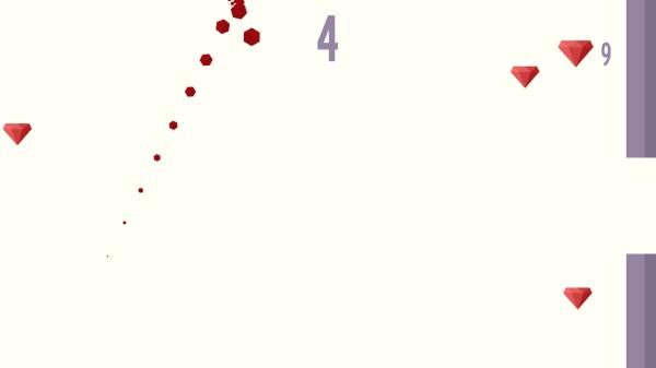 Gra zręcznościowa - Bounz - Free Minimalist Game