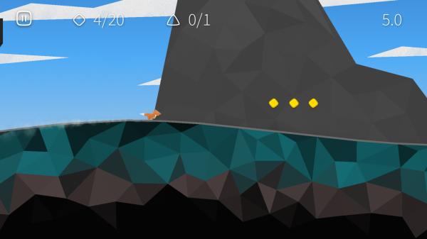 Gra platformowo-zręcznościowa - Fast like a Fox