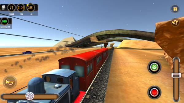 Gra symulująca pracę maszynisty - Train Simulator 2016