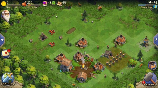 Darmowa gra strategiczna szczycąca się wiernością historyczną - DomiNations