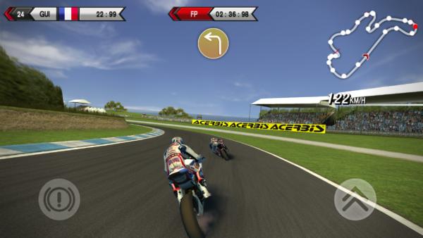 Dwa kółka w akcji - SBK15 Official Mobile Game