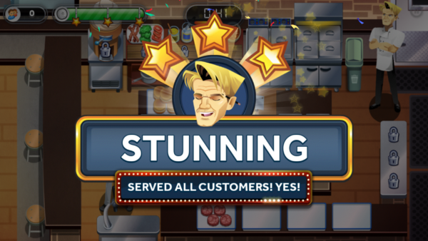 Rozwijaj restaurację pod okiem mistrza - Gordon Ramsay Dash