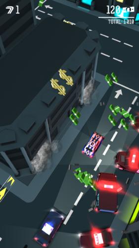Wyścigowa gra akcji - Drifty Chase