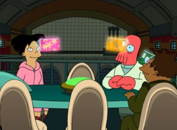 Futurama wkracza do gry!