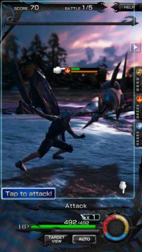 Niepowtarzalna przygoda w świecie Fantasy - Mobius Final Fantasy