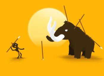 Prehistoryczne polowanie