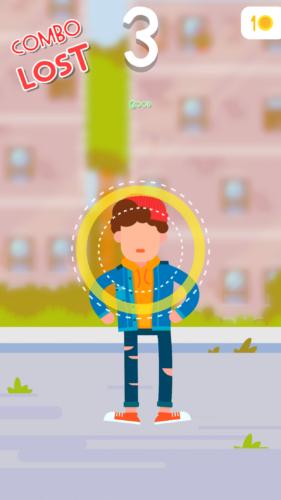 Bubblegum Hero rozgrywka